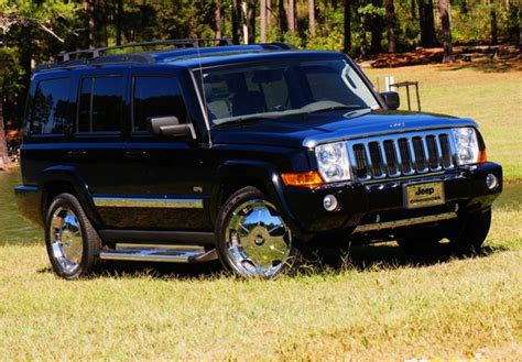 2006 Jeep Commander Specs Jeff6976 2006 Jeep Commander Specs Photos Modification