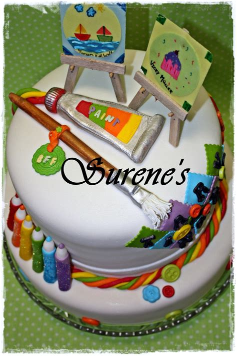 craft cake arts crafts cake cakecentral com