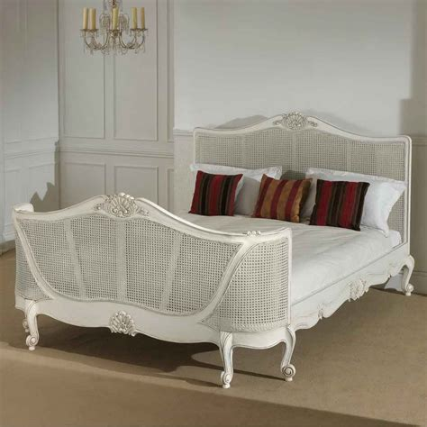 rattan bedroom furniture the beautiful and design flexibility of white furniture