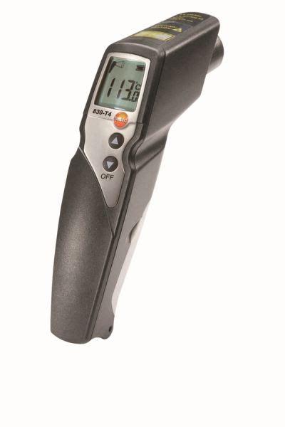 Thermometer Testo testo 830 t4 infrared thermometer testo ltd test and