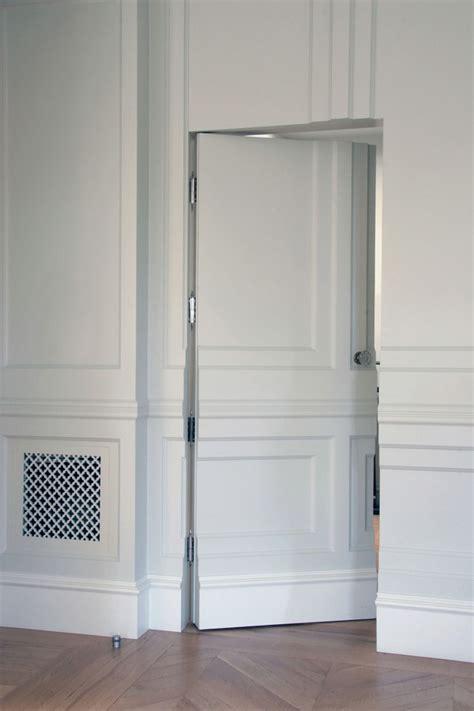 hidden door panelling pinterest