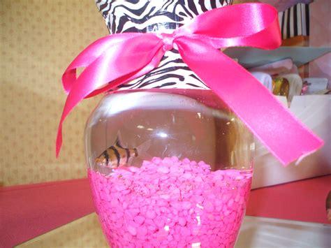Hot Pink And Black Zebra Print Themed Baby Shower Zebra Centerpiece Ideas