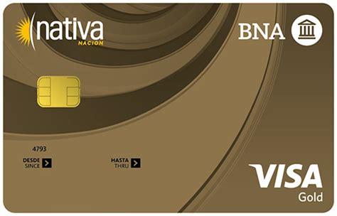 tarjeta nativa banco nacion banco de la naci 243 n argentina