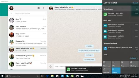 whatsapp themes for windows whatsapp could be working on a desktop app for windows 10