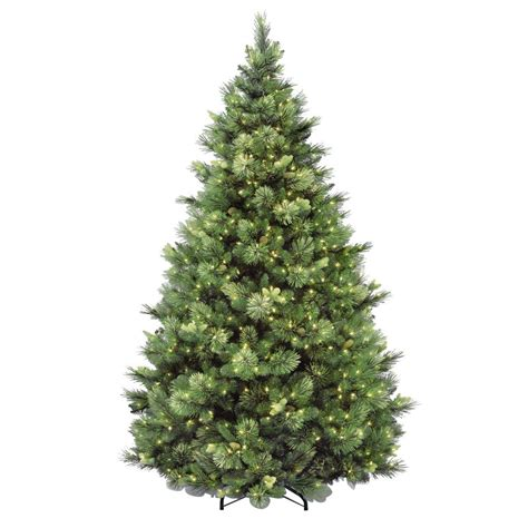 national tree company 7 1 2 ft carolina pine hinged