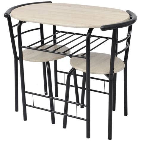 bistro table with 2 chairs breakfast bar table and 2 chairs stools set dining room