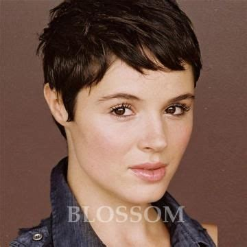 short wigs with shaved back cheap straight very short human hair wigs pixie cut