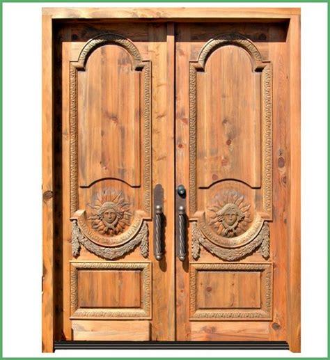 Types Of Front Doors Front Door Wood Types Interior Home Decor