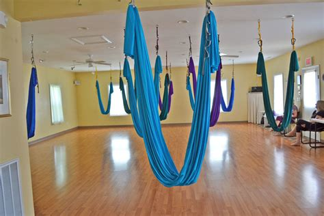 how to hang a yoga swing five big surprises about aerial yoga