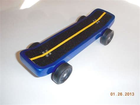 pinewood derby skateboard template 94 best images about pinewood derby on