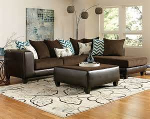 Black And Brown Home Decor by Best 10 Brown Sectional Ideas On Pinterest Brown Family