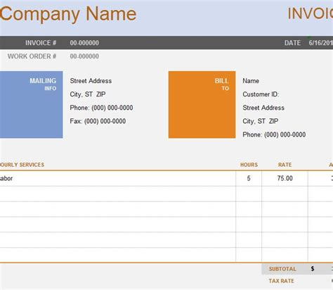 avery templates for invoices consult invoice template my excel templates