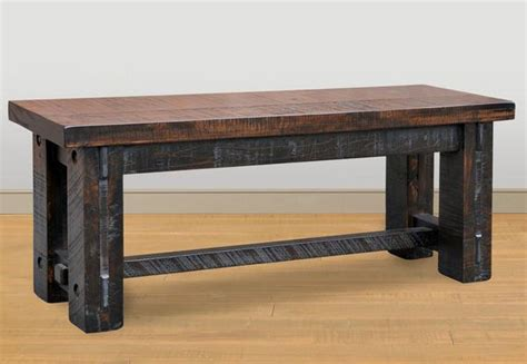 craftsman bench timber bench industrial craftsman