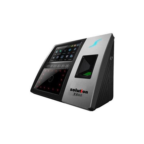 Mesin Absensi Sensor Wajah Harga Jual Solution X601 Mesin Absensi Wajah Dan Akses
