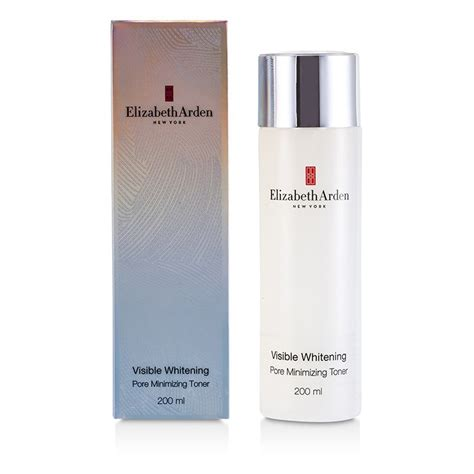 Toner Az Cosmetic elizabeth arden new zealand visible whitening pore