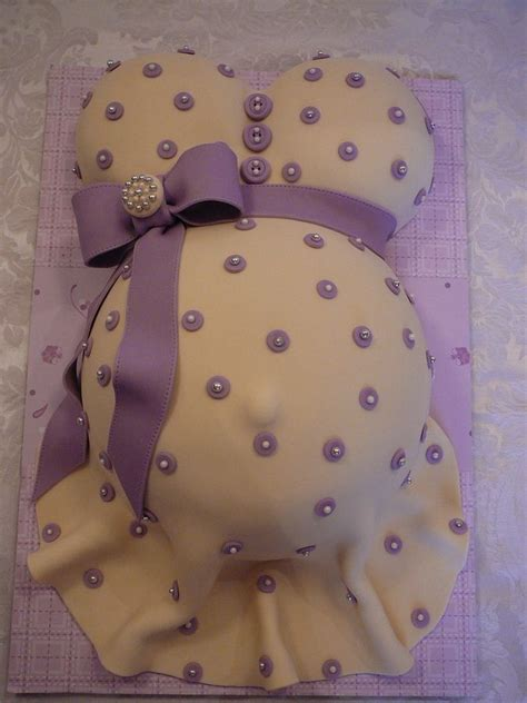 baby shower belly cake baby shower ideas