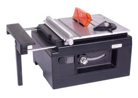 dealmonger micro microlux tilt arbor table saw 350