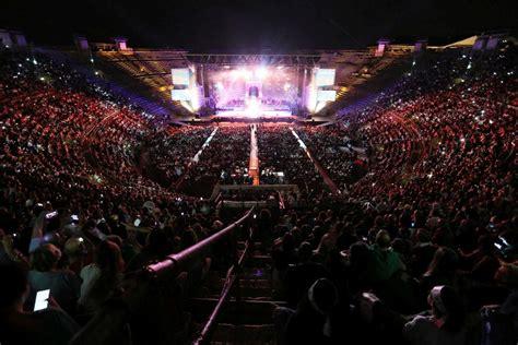 festival verona festival show 2017 da record all arena di verona 15mila
