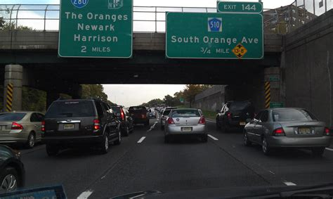 Nj Garden State Parkway Traffic by Traffic On Garden State Parkway Therunnerdad