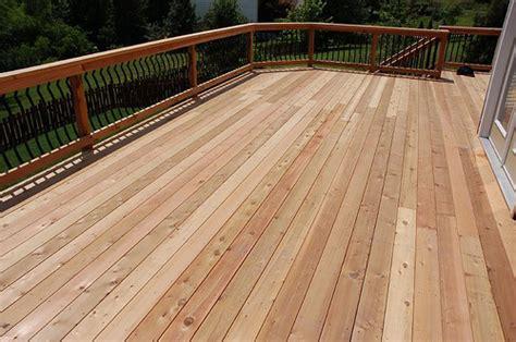 2x4x12 Home Depot by Decking Cedar M M Lumber