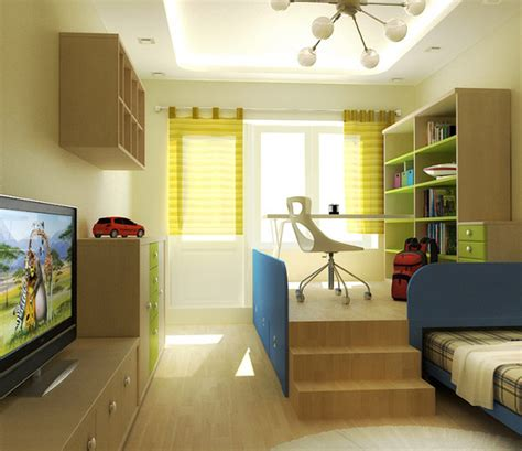 Diverse And Creative Teen Bedroom Ideas By Eugene Zhdanov Creative Bedroom Design