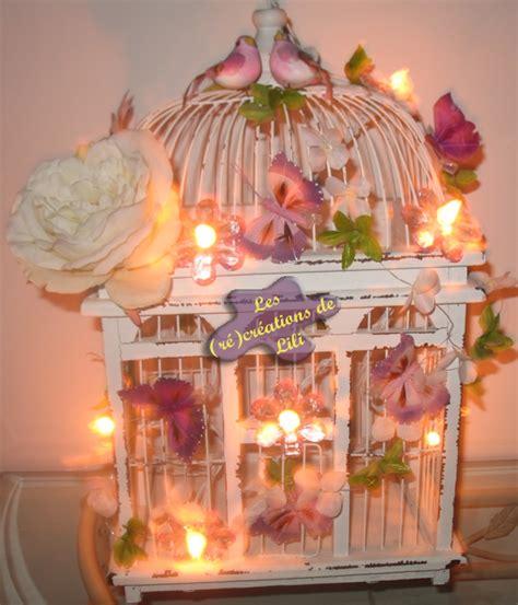 Decorer Une Cage A Oiseau by Urne Mariage Cage 224 Oiseaux 5 D 233 Co