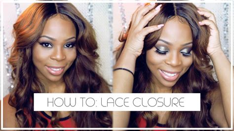 who does amazing lace closures in chicago hair closure sew in in chicago how to sew in your lace
