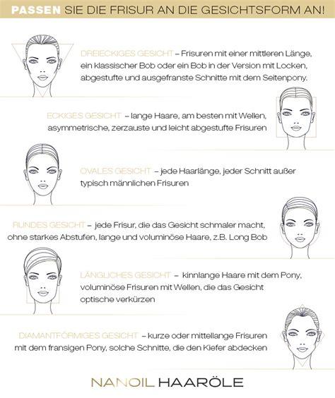 frisur und gesichtsform wie sollten sie ihre haare