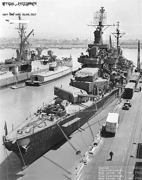 Krążowniki ciężkie typu Pensacola – Wikipedia, wolna