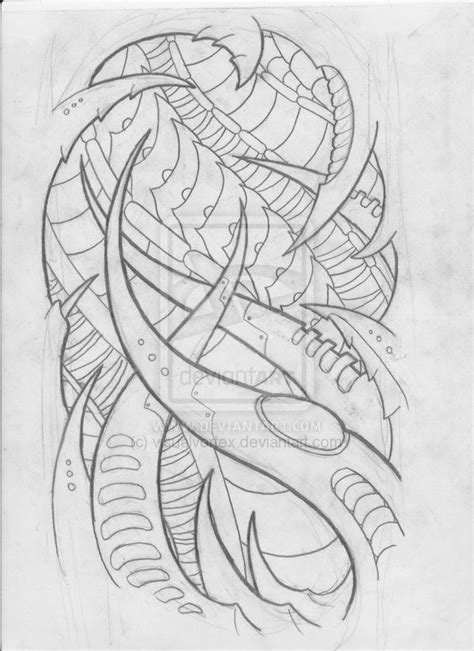 biomechanical tattoo line drawing 226 best images about biomechanical organic on pinterest