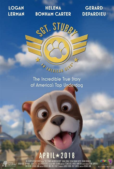 Sgt Stubby An Unlikely Trailers Page 10