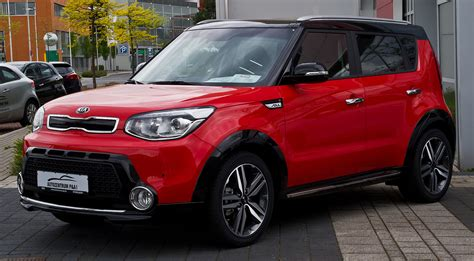 What Is A Kia Soul Kia Soul