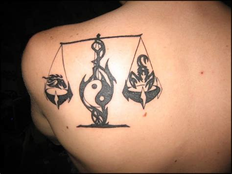 libra symbol tattoo libra tattoos inkdoneright
