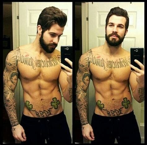 beared covered in tattoos motivation