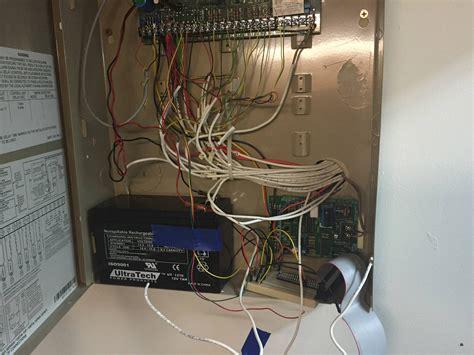 interfacing raspberry pi to honeywell alarm system 3v vs 12v