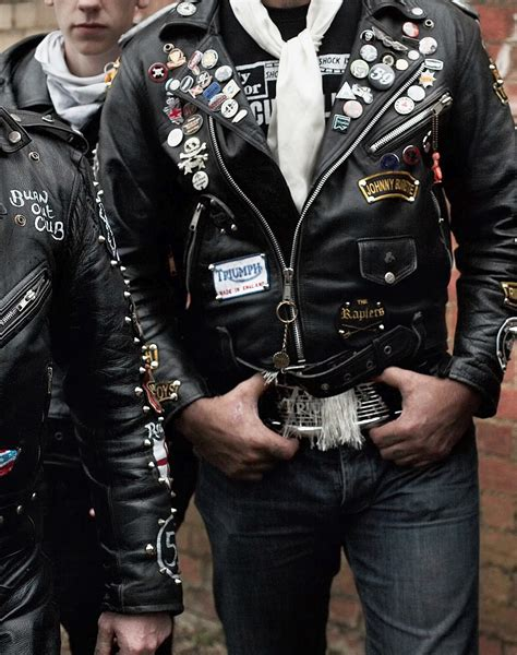 leather biker gear rockers leather motorcycle jackets return of the cafe racers