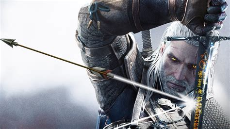 make a witcher 3 sword the witcher 3 geralt can deflect arrows with his sword