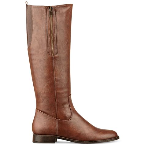 pink and pepper pink pepper zip it shaft boots in