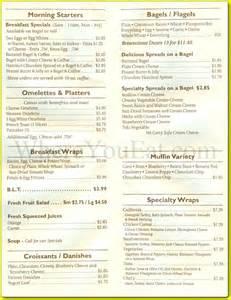 brownstone bagel american restaurant in brooklyn 11217