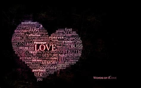 love themes down words of love love theme desktop wallpapers 2560x1600