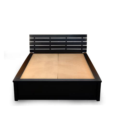 queen size bed with storage alexander queen size bed with drawer storage by mudramark
