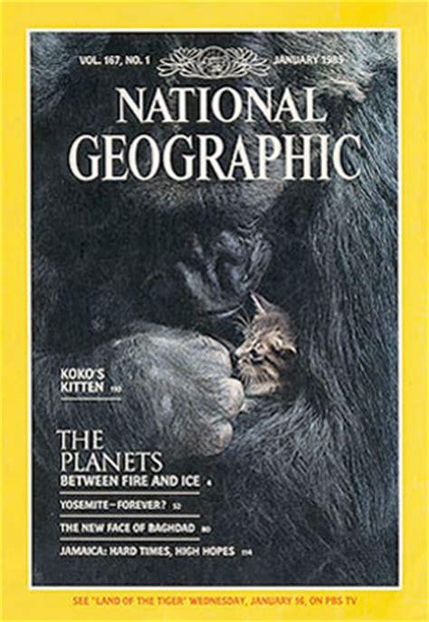 national geographic | koko.org