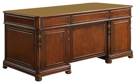 riverside bristol court executive desk riverside furniture bristol court executive desk in cognac