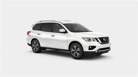 nissan pathfinder colors color options for the 2019 nissan pathfinder