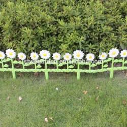 Flower Garden Fence Plastic Garden Border Edg Flower Pot Chrysanthemum Fence Buy Flower Fence Flower Pot