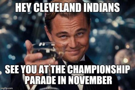 Cleveland Meme - leonardo dicaprio cheers meme imgflip