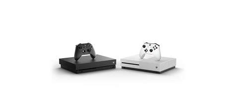 console xbox compare xbox one consoles xbox