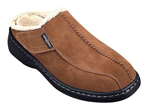 mens arch support slippers best mens slippers with arch support