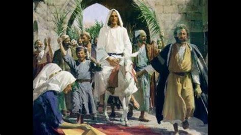 imagenes de jesus akiane kramarik la entrada triunfal de jesus youtube