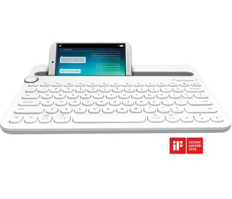 Logitech Wireless Bluetooth Keyboard K480 Keyboar k480 keyboard multi device logitech